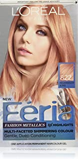 pink rose gold hair color