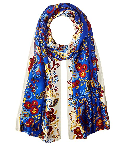 Rajasthan Paisley Oblong Scarf