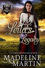 Leila's Legacy: A Scottish Medieval Romance (Borderland Ladies Book 5) Kindle Edition