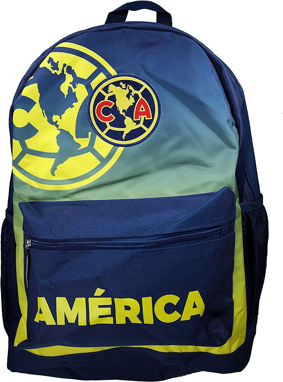 Club America Authentic Official Houston Mall Backpack Licensed Soccer Product Ranking TOP12