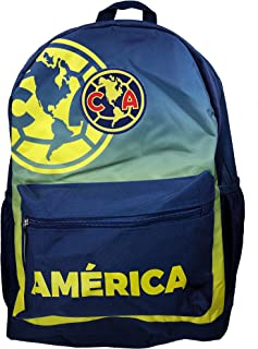 Club America Authentic Official Licensed Product Soccer Backpack