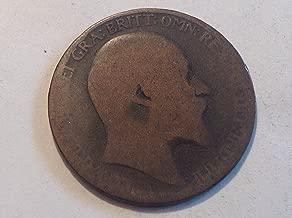 1902 half penny