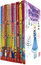 The Rescue Princesses 10 Books Collection Set By Paula Harrison (Snow Jewel,Magic Rings,Lost Gold, Shimmering Stone,Silver...