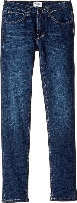 Hudson Kids - Jude Slim Leg Fit Five-Pocket in Vapor (Big Kids)