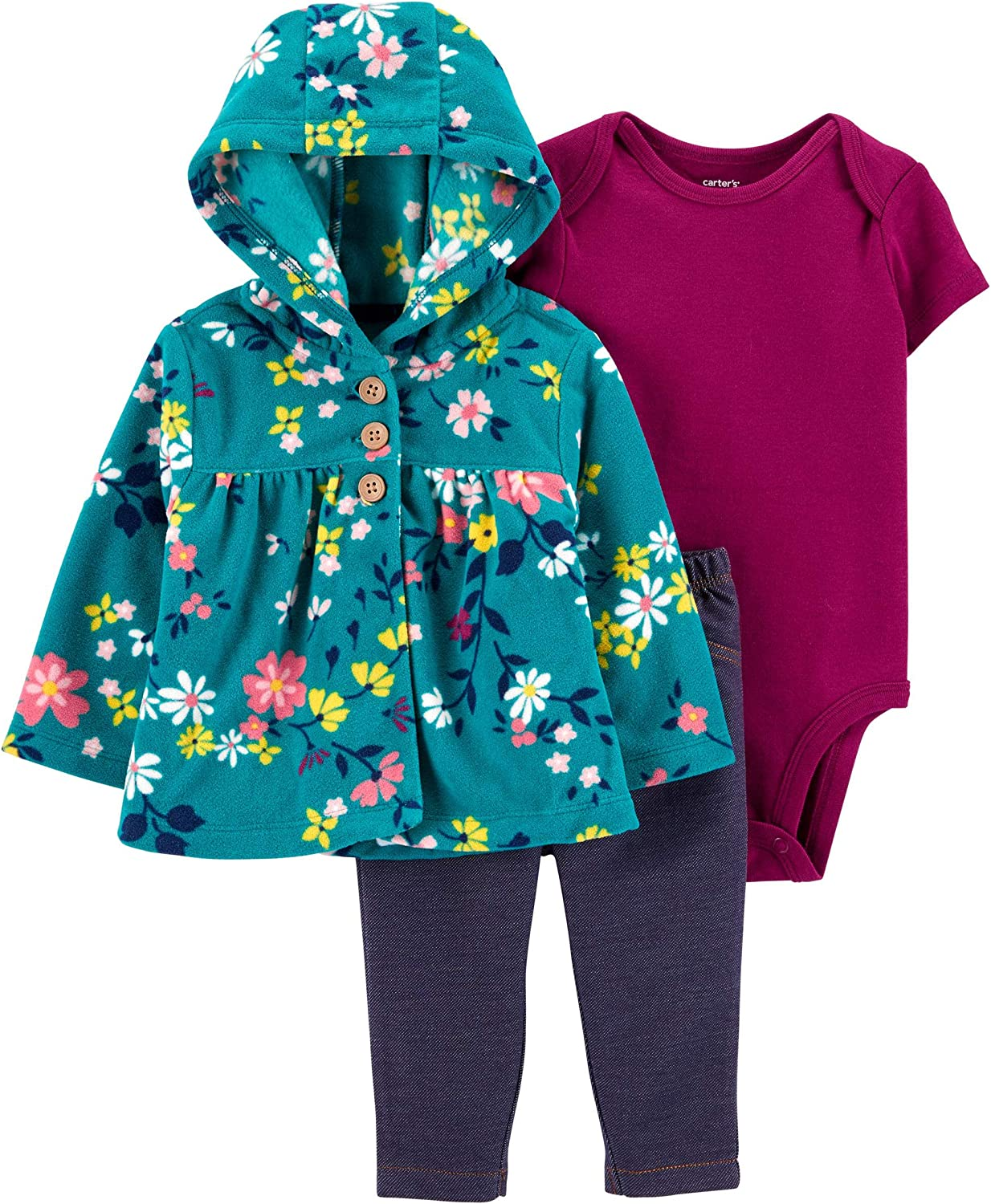 Clearance SALE! Limited time! Carter's Baby Girls' discount Sets 121g771 Cardigan