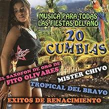 20 Cumbias Musica Para Todas las Fiestats Del Ano