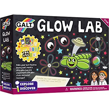 Galt Toys Glow Lab Kit