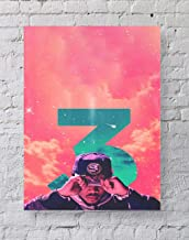 "Chance The Rapper Magazine Cover Acid Rap Music Poster Silk 13x20/"" 20x30/"" 24x36"