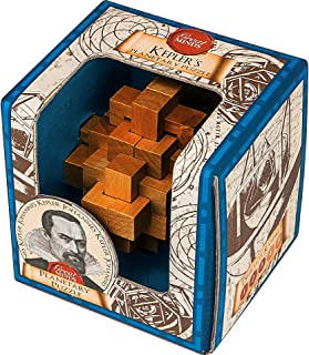 Professor Puzzle Kepler's Planetary Puzzle - High quality 3D Wooden Puzzles/Brain Teaser Toy to develop problem solving sk...