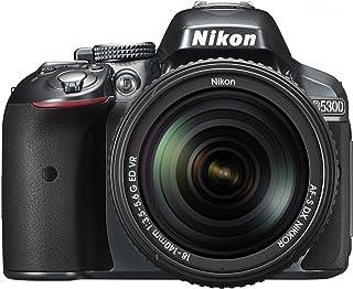 Nikon デジタル一眼レフカメラ  D5300 18-140VR レンズキット グレー  D5300LK18-140VRGY