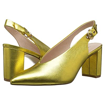 Chinese Laundry Obvi Pump (Gold) High Heels