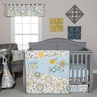 spa pom pon play crib bedding