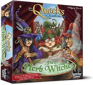 North Star The Herb Witches: Quacks of Quedlinburg