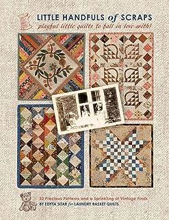 Little Handful of Scraps Quilt Book Projects Mini Quilt Patterns