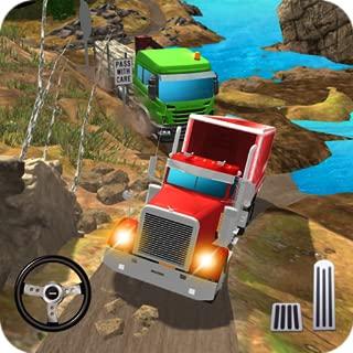 Rally Hill Climb Truck 3D