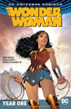 Wonder Woman Vol. 2: Year One (Rebirth) (Wonder Woman: DC Universe Rebirth)