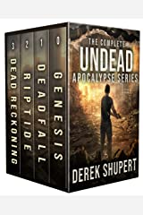 The Complete Undead Apocalypse Series (A Post Apocalyptic Survival Thriller, Books 0-3) (The Zombie Apolcaypse Book 1) Kindle Edition