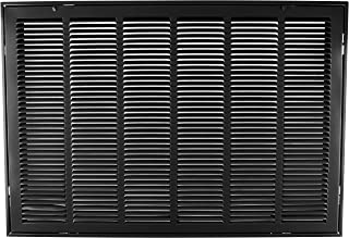 76,2 cm X 24 Acero Return Filtro rejilla de filtro de aire p