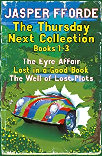 The Thursday Next Collection 1-3: The Eyre Affair, Lost in a Good Book, The Well of Lost Plots (Thursday Next Books) (Engl...