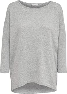 Only Women's ONLELCOS 4/5 SOLID JRS Top