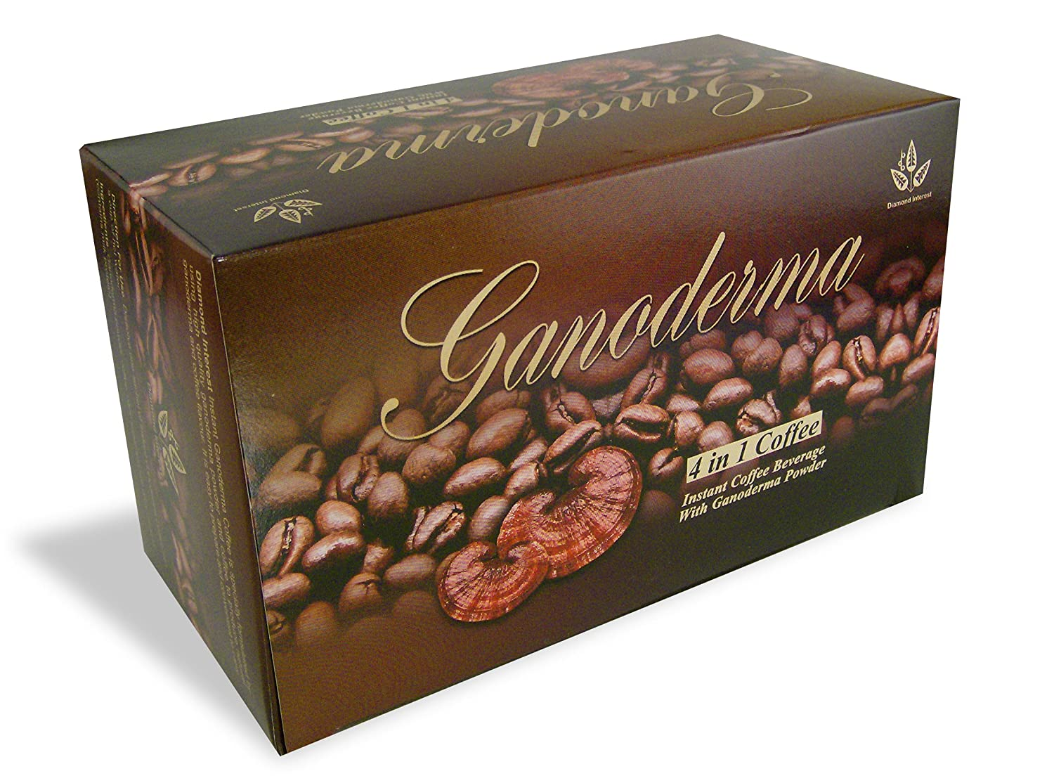 Ganoderma 4 in 1 Tulsa Mall Coffee Free shipping anywhere the nation - of 1260 Sachet per MG