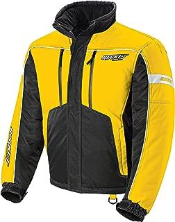 Joe Rocket Men's Storm Jacket Yellow Large