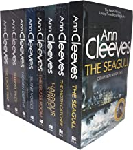 Ann Cleeves TV Vera Stanhope Series Collection 8 Books Set (Telling Tales, Harbour Street, Silent Voices, Hidden Depths, The Glass Room, The Seagull, The Moth Catcher) PDF