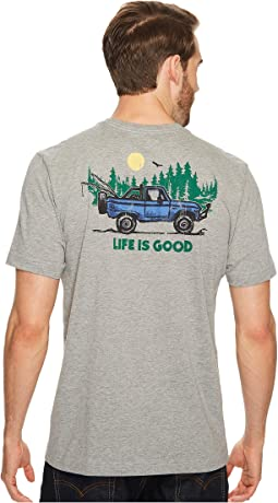 Life is Good - ATV Life Is Good® Pocket Crusher Tee