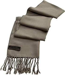 Men's Nepalese Solid Color Design Fashion Knitted Scarf Scarves Fall/Winter Wrap CJ Apparel NEW