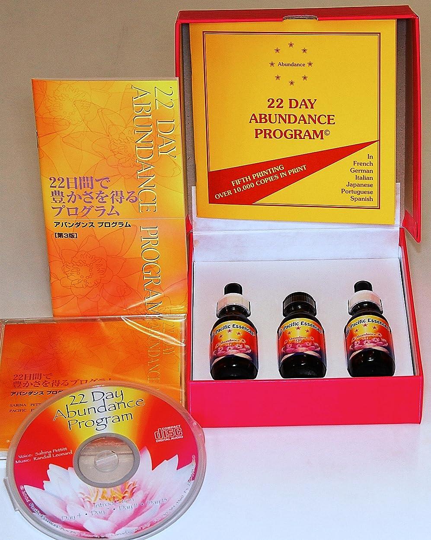 毎月士気マインドフルアバンダンス プログラム セット 日本語訳 日本語版CD付