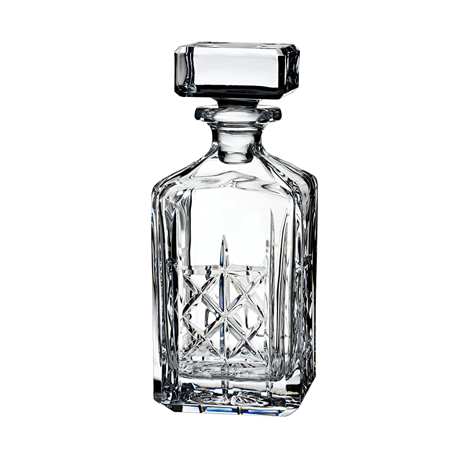 今まで熟した認知Marquis by Waterford Brady Decanter, Clear by Marquis By Waterford