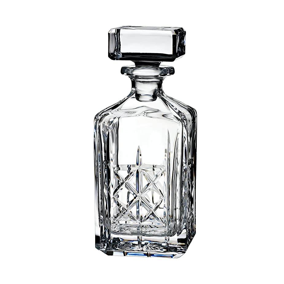教育者コンベンション生むMarquis by Waterford Brady Decanter, Clear by Marquis By Waterford