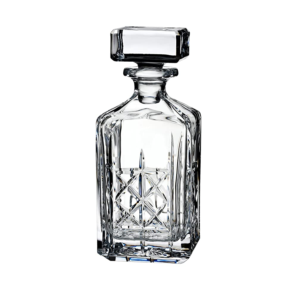 模索水を飲む流行しているMarquis by Waterford Brady Decanter, Clear by Marquis By Waterford