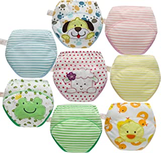 Best Skhls Baby Toddler Thick Absorbent Potty Training Pants Underwear Review