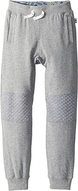 Splendid Littles - Quilted Brushed French Terry Joggers (Little Kids/Big Kids)