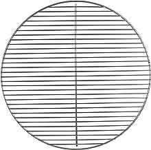 Parrilla de acero inoxidable para barbacoa, para las principales marcas de 47 cm de diámetro o 57 cm de diámetro, por ejemplo,Weber