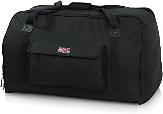 """Gator Cases Heavy-Duty Speaker Tote Bag for Compact 15"""" Speaker Cabinets; Fits QSC K15, Yamaha DXR15 and more (GPA-TOTE15)"""