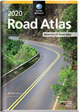 RM 2020 ROAD ATLAS W/VINYL PRO (Rand McNally Road Atlas United States/ Canada/Mexico (GIFT EDITION))