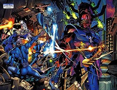 "Galactus Fantastic Four Character Poster Wall Decor Art Wall Art Print Gift Poster Unframed Poster Print Canvas Printing Size - 11""x17"" 18""x24"" 24""x32"" 24""x36"" (XL - 24""x36"" (61x91cm))"