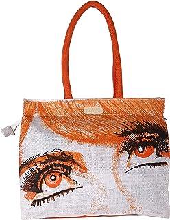 """ECOTARA""""Lydia"""" Eco-friendly 100% Natural Jute Shoulder Bag/Tote Bag"""