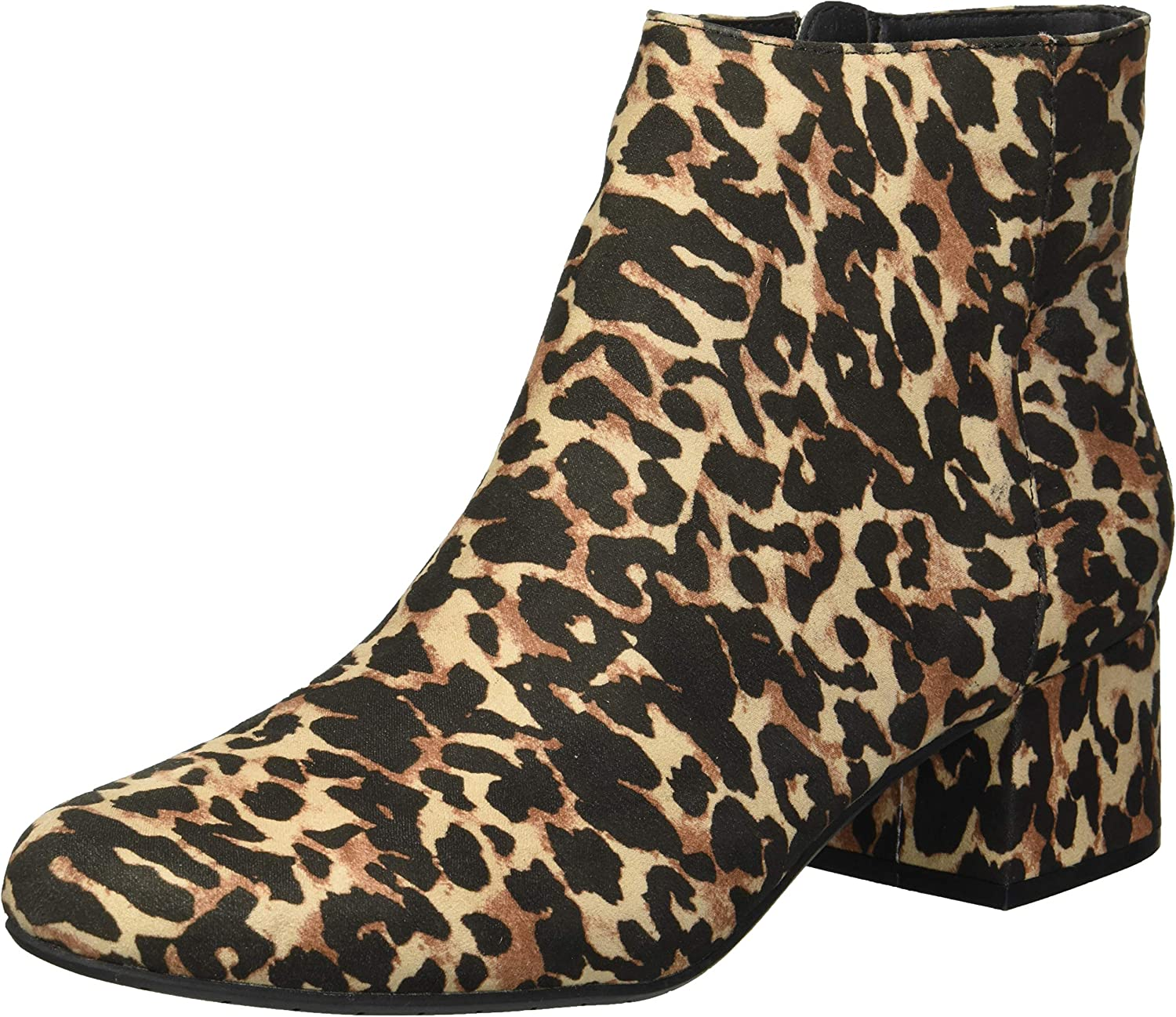 Kenneth Cole REACTION Women's Road Heel Block Boot Ankle Dedication Stop store