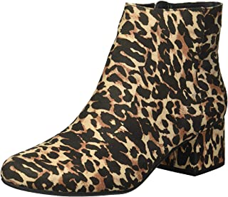 Kenneth Cole REACTION Women's Road Stop Block Heel Ankle Bootie