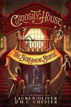 Curiosity House: The Screaming Statue (Book Two) (Curiosity House 2)