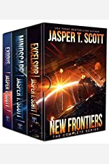 New Frontiers: The Complete Series (Books 1-3) Kindle Edition