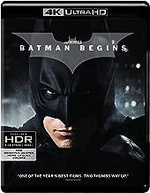 Batman Begins (4K Ultra HD)