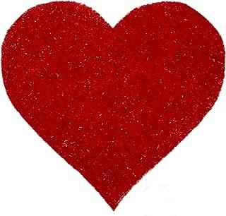 Entryways I Heart You Non- Slip Coconut Fiber Doormat 17