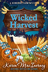 Wicked Harvest (Dewberry Farm Mysteries Book 6) Kindle Edition