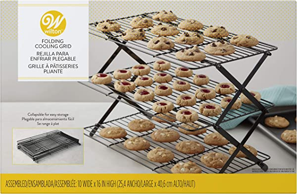 Wilton 3 Tier Collapsible Cooling Rack