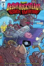 TEENAGE MUTANT NINJA TURTLES BEBOP & ROCKSTEADY DESTROY EVERYTHING #3
