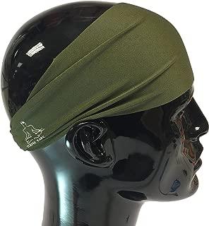 Temple Tape Headbands for Men and Women – Mens Sweatband & Sports Headband..